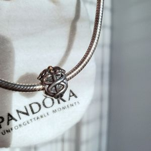 Pandora Caduceus Medical Life Saver Charm Bead #1